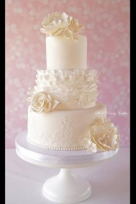 Торт Свадебный №228 1кг