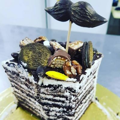 Начинка торта Сливочно-сырный шоколад