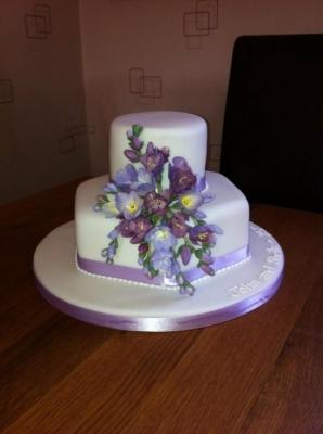 Свадебный торт №124 5кг
