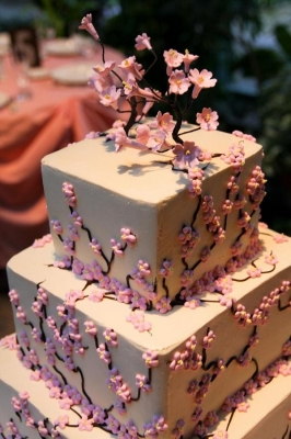 Торт Веточка Сакуры 7кг