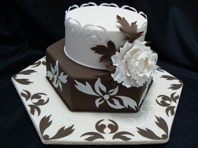 Торт Шоколадная роза 4кг