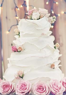 Торт свадебный №239 1кг