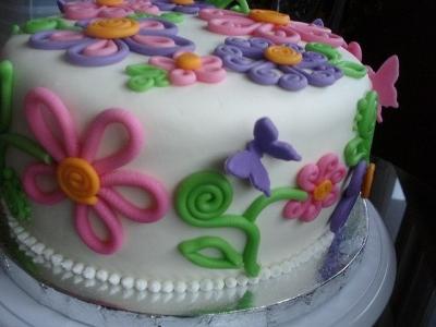 Торт Красивый 2кг