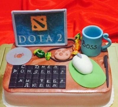 Тортик для программиста 2,5кг