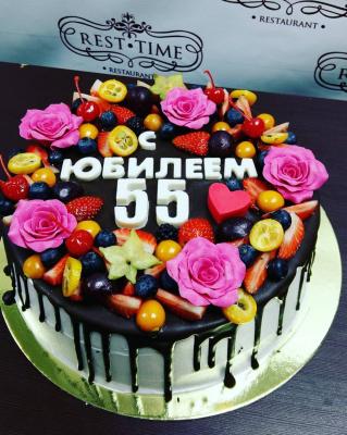 Торт праздничный №306 2кг