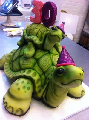 Торт Зеленая черепаха 4кг
