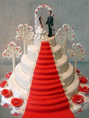 Свадебный торт №10 16кг