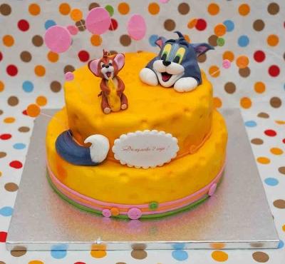 Торт Том и Джерри 5кг