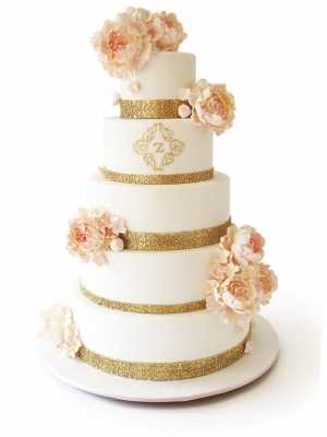 Торт Свадебный №242 15кг