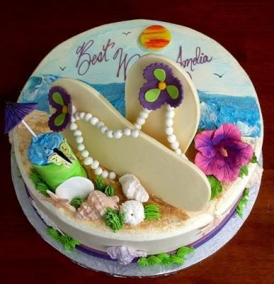 Торт Отпуск 2кг
