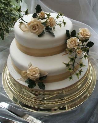 Свадебный торт №11 8кг