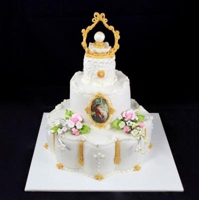Торт Свадебный №23 1кг