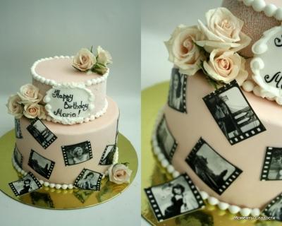 Торт праздничный № 128 5,5кг