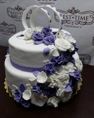 Торт Свадебный №220 7кг