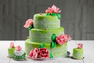 Праздничный торт №21 1кг