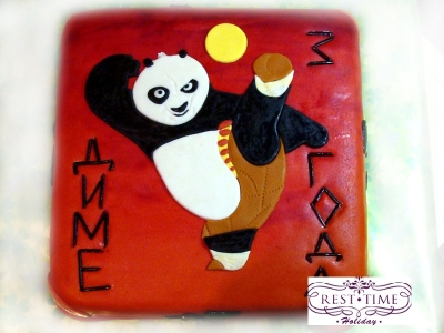 Детский тортик №54 за1кг