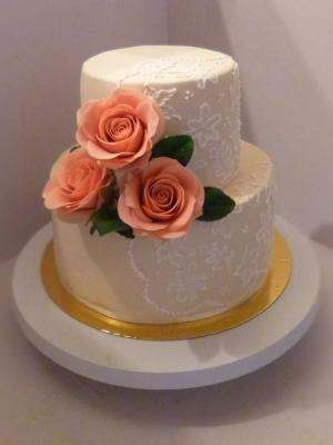 Торт Свадебный №260 7 кг