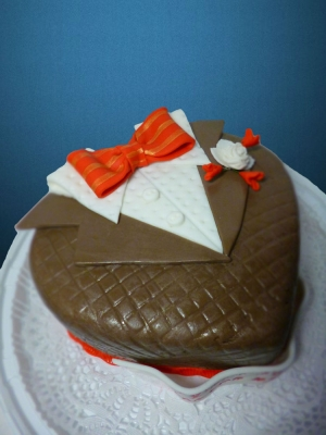 Торт Воротничок 2кг