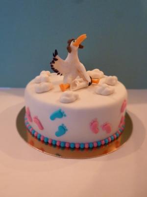 Торт Счастливый аист 2кг
