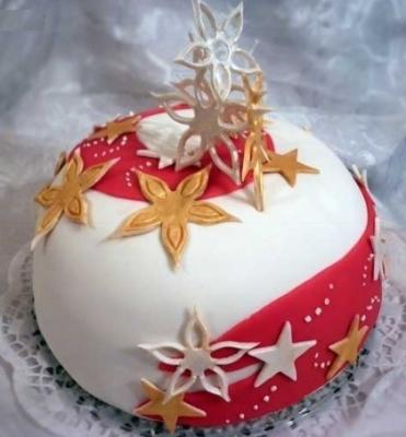 Торт Звезда 2кг