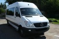 Mercedes 16-18 мест 1  час
