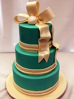 Свадебный торт №3  9кг