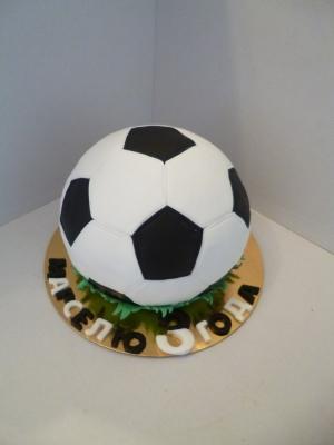 Торт Футбольный мяч 2кг