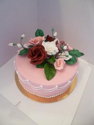 Торт праздничный №25 2кг
