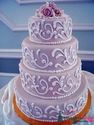 Свадебный торт №9  12кг