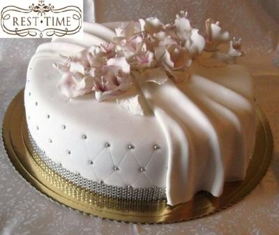 Торт Свадебный №53   3кг
