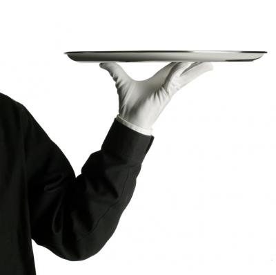 Обслуживание официанта 1 час
