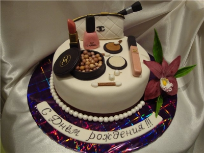 Торт для неё №2 2,5кг