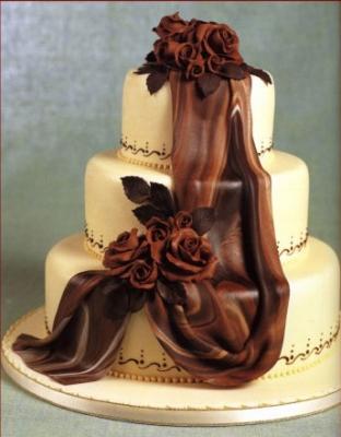 Свадебный торт Камилла 11кг
