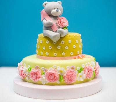 Торт Мишка 4 кг