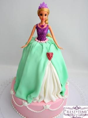 Торт Куколка за 1кг