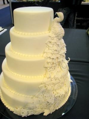 Свадебный торт №230 1кг