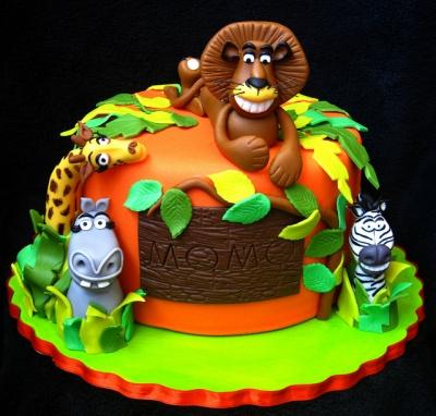 Торт Мадагаскар за 1кг
