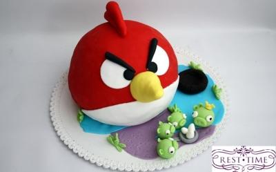 Торт Птички за 1кг