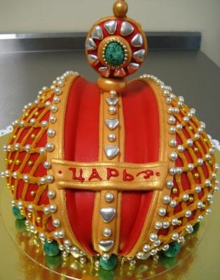 Торт Царь 2кг