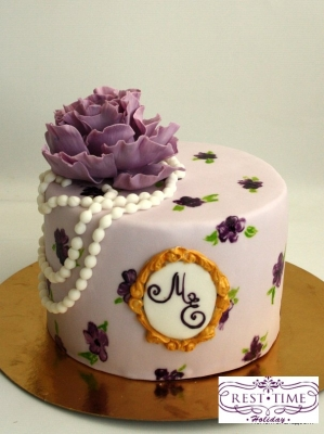 Торт праздничный №20 2,5кг