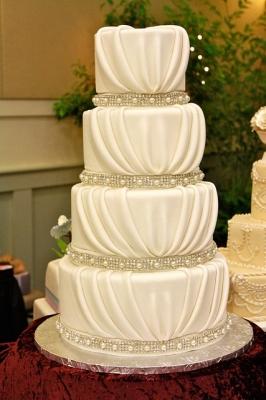Свадебный торт № 30  10кг