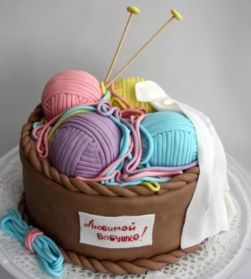 Торт Любимой бабушке 2,5кг