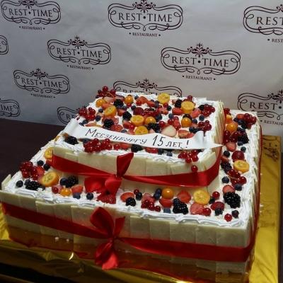 Торт Праздничный торт №2 11кг