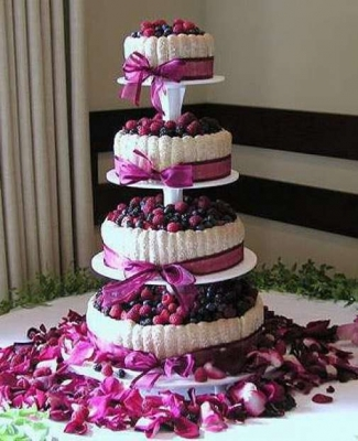 Торт Ягодная страсть 8кг