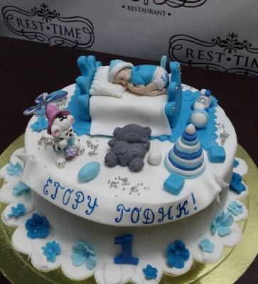 Торт детский №127 за 1кг