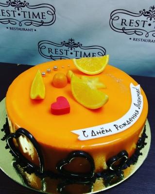 Торт Апельсин 2,5кг