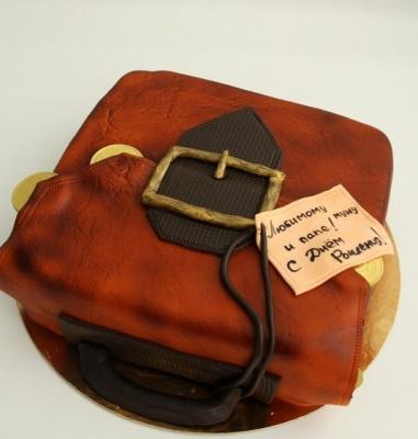Торт Старый портфель 2кг