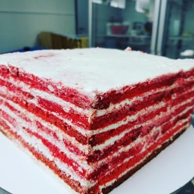 Начинка торта Красный бархат