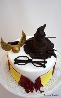 Торт Гарри Потер за 1кг