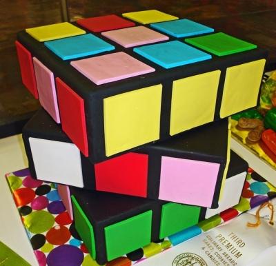 Торт Кубик Рубик  6кг